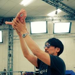 Как снимают сцены в студии для Death Stranding (фото)