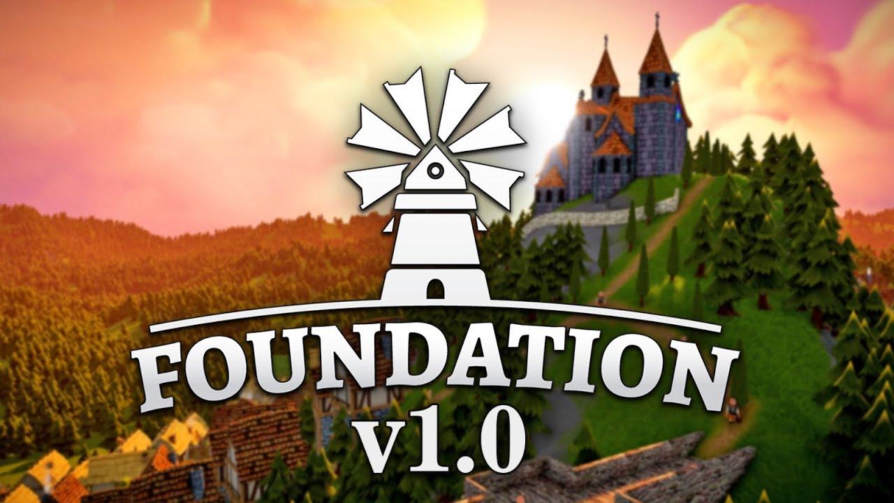 Милый градостроительный симулятор Foundation вышел в раннем доступе