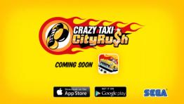 Анонс продолжения Crazy Taxi