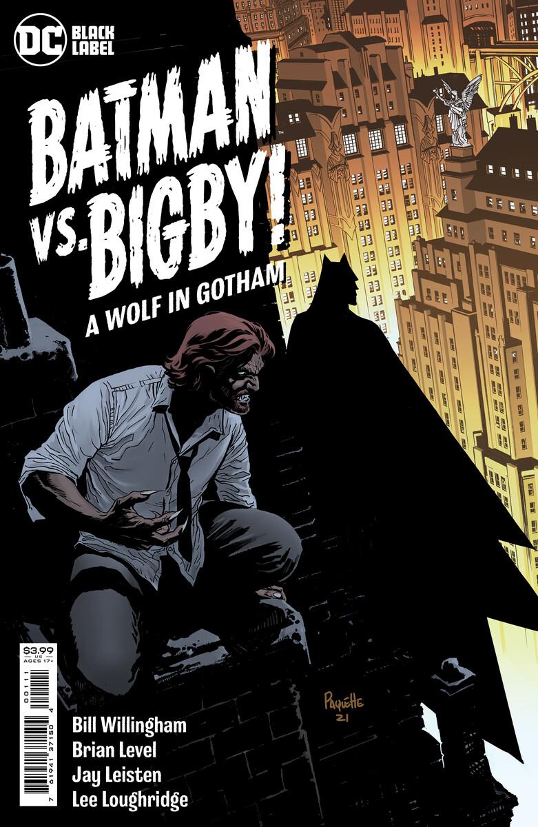 The Wolf Among Us 2 не появится на E3. DC анонсировали продолжение комикса Fables и кроссовер с Бэтменом
