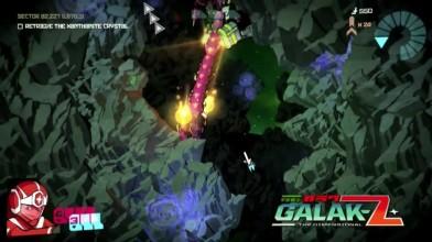 "GALAK-Z ""Демонстрация геймплея (PS4)"""