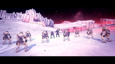 "Borderlands: The Pre-Sequel! ""Трейлер The Moon Dance"""