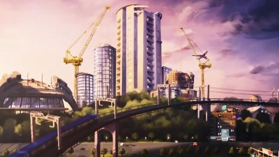Cities: Skylines - PlayStation 4 Edition | Анонс | PS4