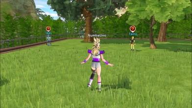 Dragon Ball Xenoverse 2 Что делать с НПС?(Открывем Всё)