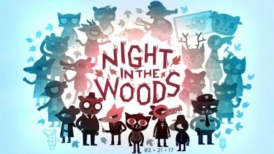 Адвенчура Night in the Woods выйдет 21 февраля