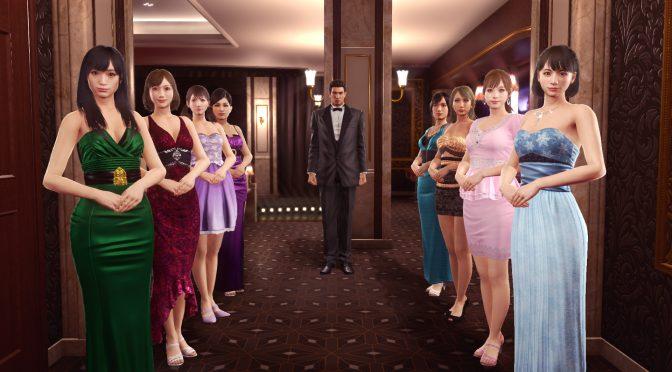 Первый мод для Yakuza: Kiwami 2 раздевает всех девушек-хостес