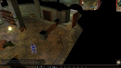 "Neverwinter Nights ""Геймплей"""