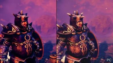 "Trine 3 ""Детальное сравнение на PS4 vs PC"""