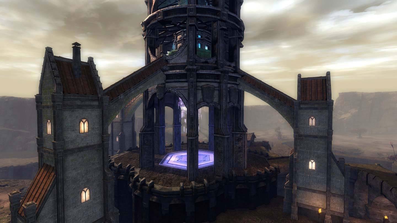 Guild Wars 2 - О системе захвата объектов гильдиями в режиме WvW