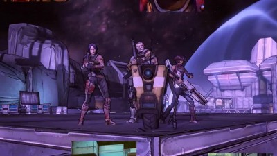 "Borderlands: The Pre-Sequel ""Трейлер Last Hope"""