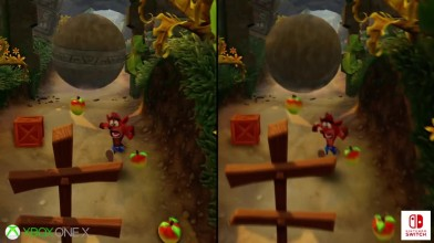 Crash Bandicoot N. Sane Trilogy - обзор специалистами Digital Foundry