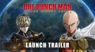 Релизный трейлер One Punch Man: A Hero Nobody Knows