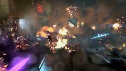 Transformers: Fall of Cybertron Game 90 Second Launch Spot Video