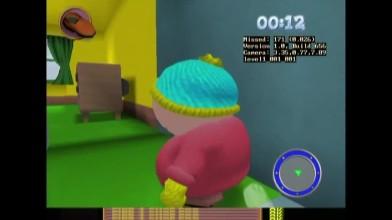 Кадры невышедшей игры по «Южному парку», разработанной для Xbox