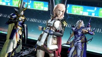 Новый персонаж Dissidia: Final Fantasy NT