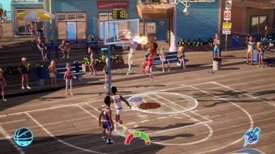 Геймплейный трейлер NBA Playgrounds 2