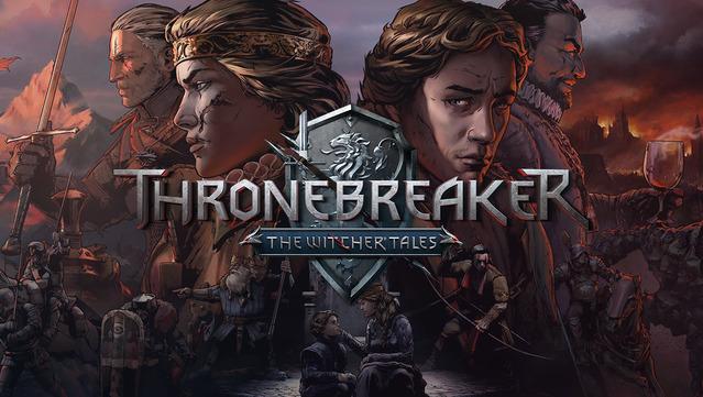 Почему стоит сыграть в Thronebreaker: The Witcher Tales или как я познакомился с миром карточных видеоигр
