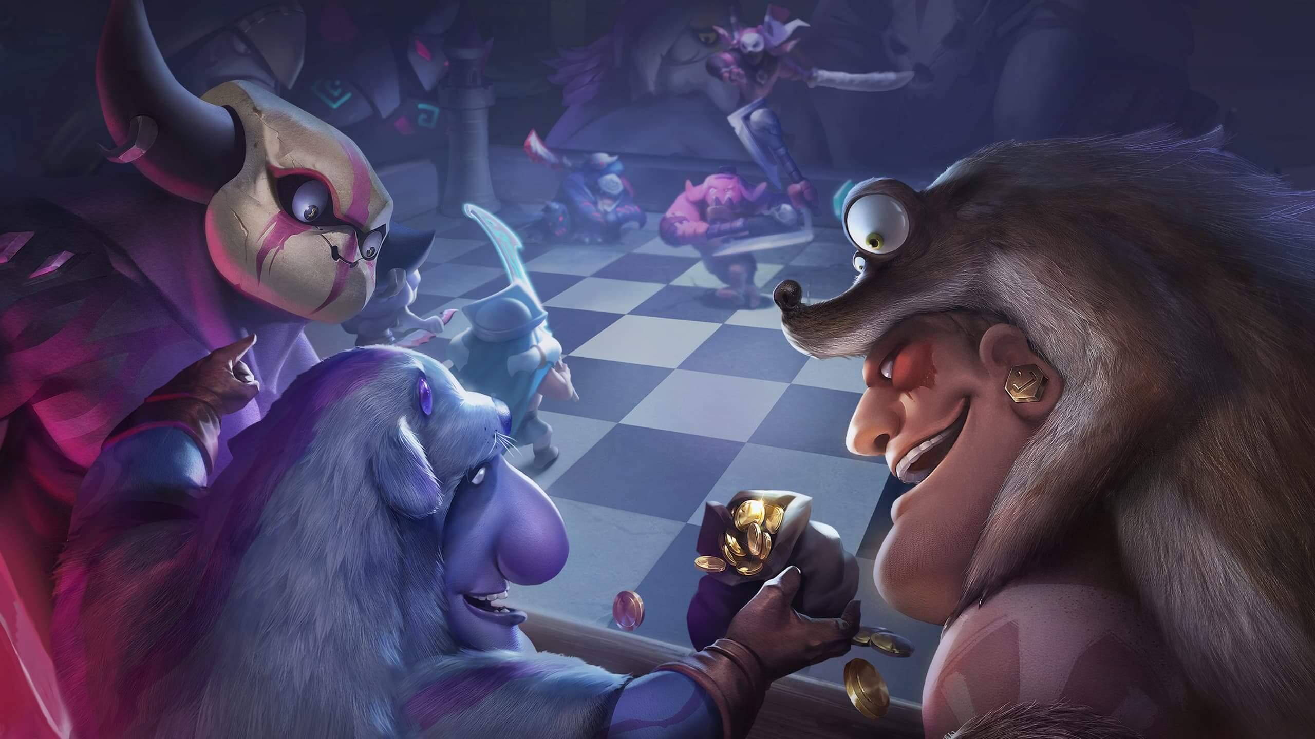 В Auto Chess стартовал второй сезон