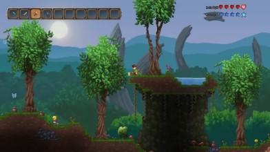 Первый Взгляд Terraria Otherworld
