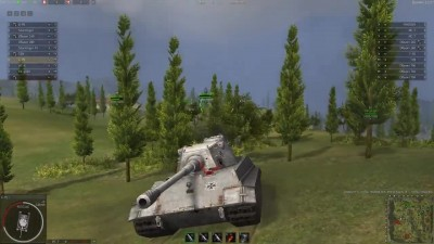 Ground War: Tanks - E-75 В Стоке! Ужас! CrewGTW