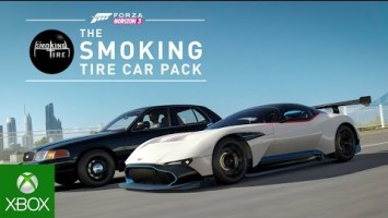 Трейлер DLC The Smoking Tire для Forza Horizon 3