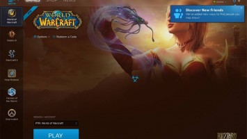 World of Warcraft - Интеграция друей из Facebook в BattleNet