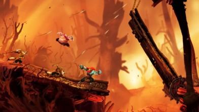Красочный платформер Unruly Heroes доберётся до PS4 весной