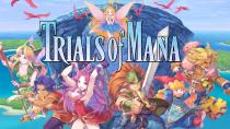 Выпущены новые скриншоты для римейка Seiken Densetsu 3, Trials of Mana