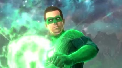 "Green Lantern: Rise of the Manhunters ""You Are the Light Trailer"""