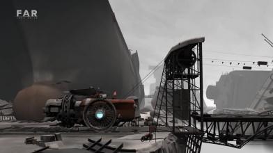 FAR: Lone Sails - Демонстрация геймплея (Gamescom 2017)