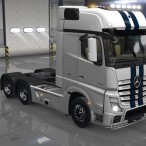 Mercedes Benz Actros MP4 V 2.0 Truck-2