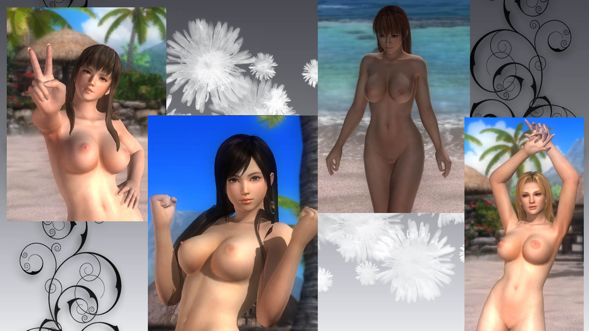 Doa nude skins sex streaming