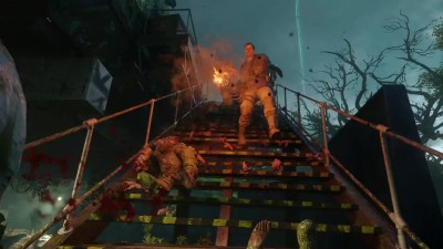 "Call of Duty: Black Ops 3 ""Трейлер Eclipse DLC Pack: Zetsubou No Shima"""