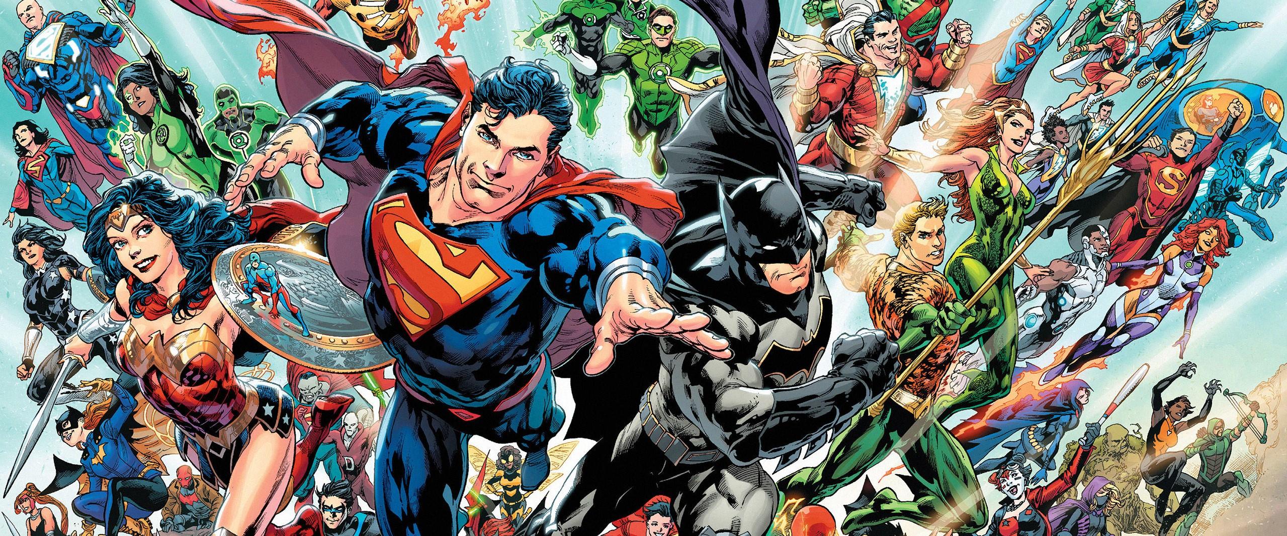 Слух: В августе Warner Bros. проведут большой ивент, посвященный DC Comics. Там покажут новые игры их вселенной