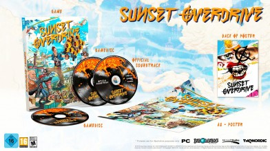 Анонсировано коробочное издание Sunset Overdrive для PC
