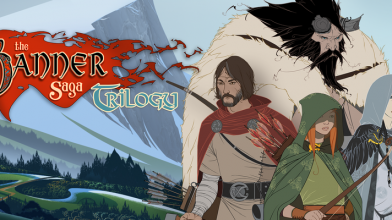 Физическое издание The Banner Saga Trilogy Edition выйдет на Nintendo Switch