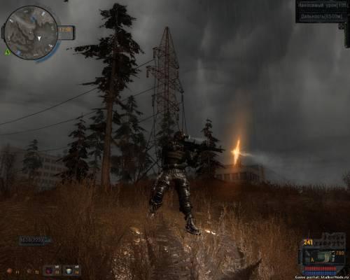 Fix stalker тень чернобыля