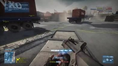 ФАМАС С МУШКОЙ | Battlefield 3