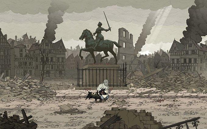 Потрачено: Игра Valiant Hearts как произведение искусства. Изображение №2.
