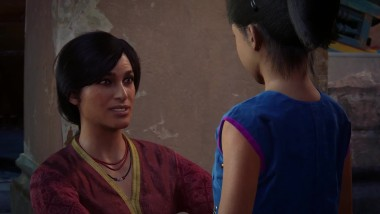 "Uncharted: The Lost Legacy ""30 минут геймплея PS4 Pro"""