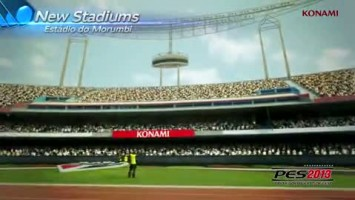 "Pro Evolution Soccer 2013 ""Konami Gamers Night in Brazil"""