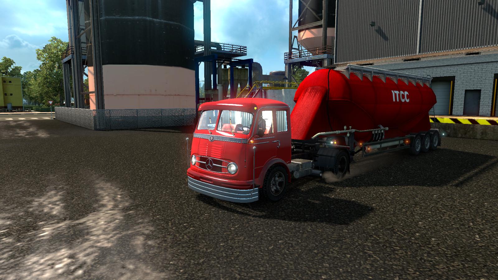 Маз 5440 Для Euro Truck Simulator 2 1.8.2.5