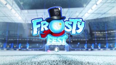 Rocket League - событие Frosty Fest