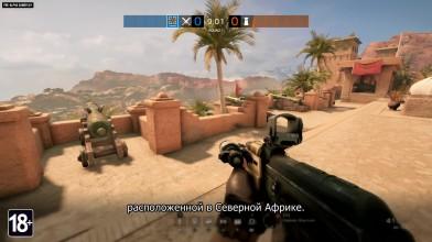 Tom Clancy's Rainbow Six Осада - Wind Bastion: игровой процесс и советы