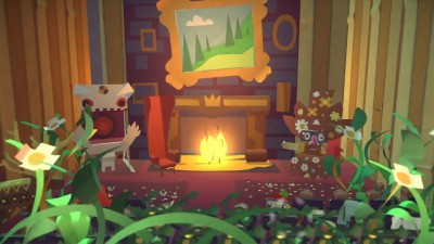 "Tearaway: Unfolded ""Демонстрация с PlayStation Experience"""