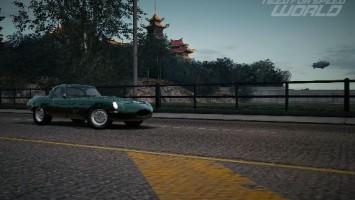 Встречайте Jaguar E-Type Lightweight
