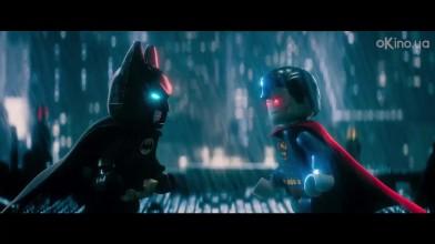 Лего Фильм: Бэтмен (The Lego Batman Movie) 2017. Трейлер #2. Русский дублированный [1080p]