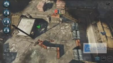 """Gears of War: Tactics """"геймплей"""""""
