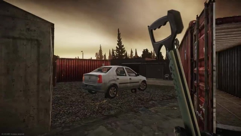 [Забавное] Escape From Tarkov - Разборки двух бомжей