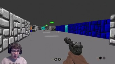 "Wolfenstein: The Old Blood - ""отсылка к Wolfenstein 3D"""